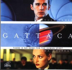 Cartel de la película Gattaca (1997)